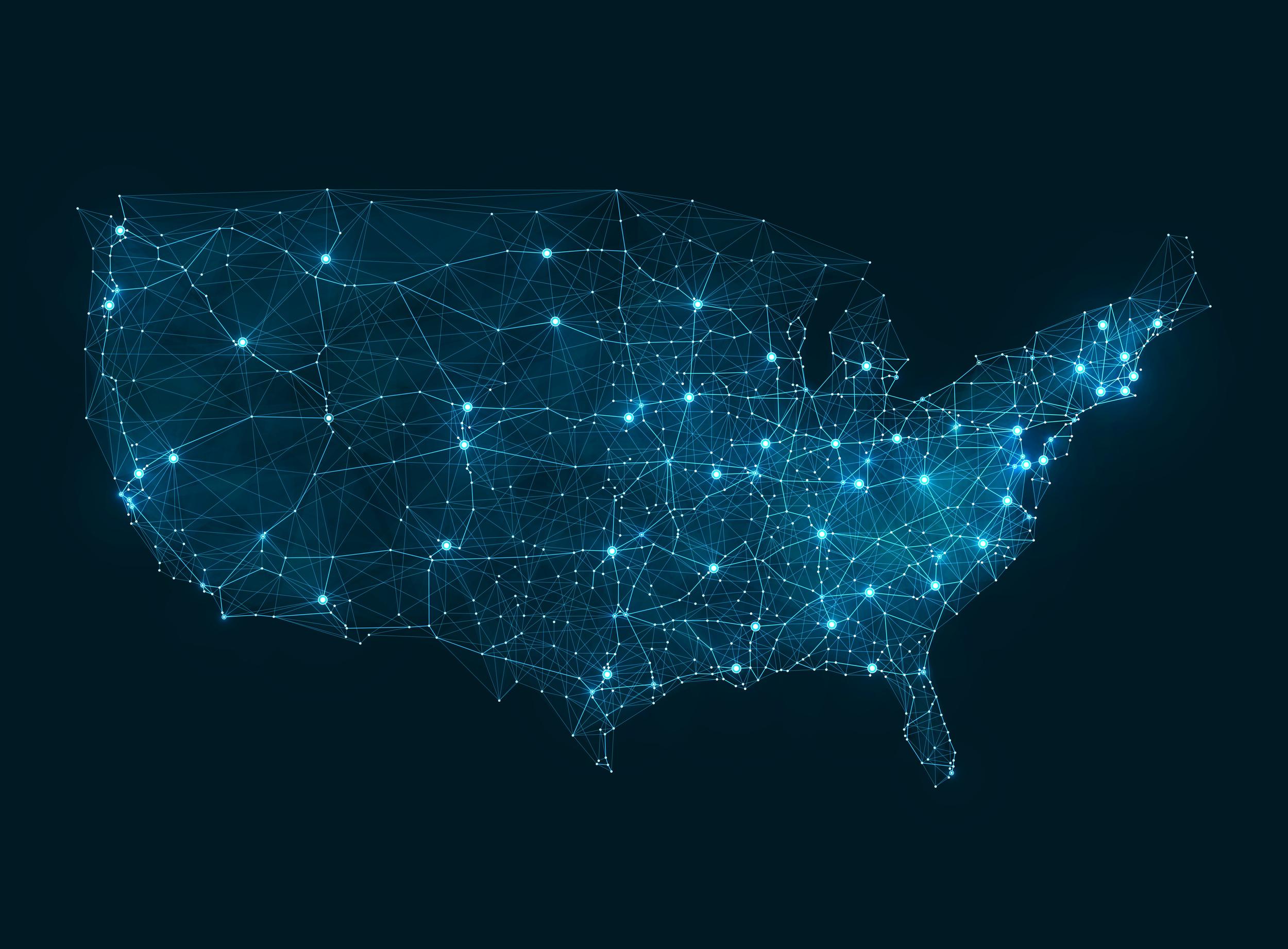 Telecommunication - USA - Dark